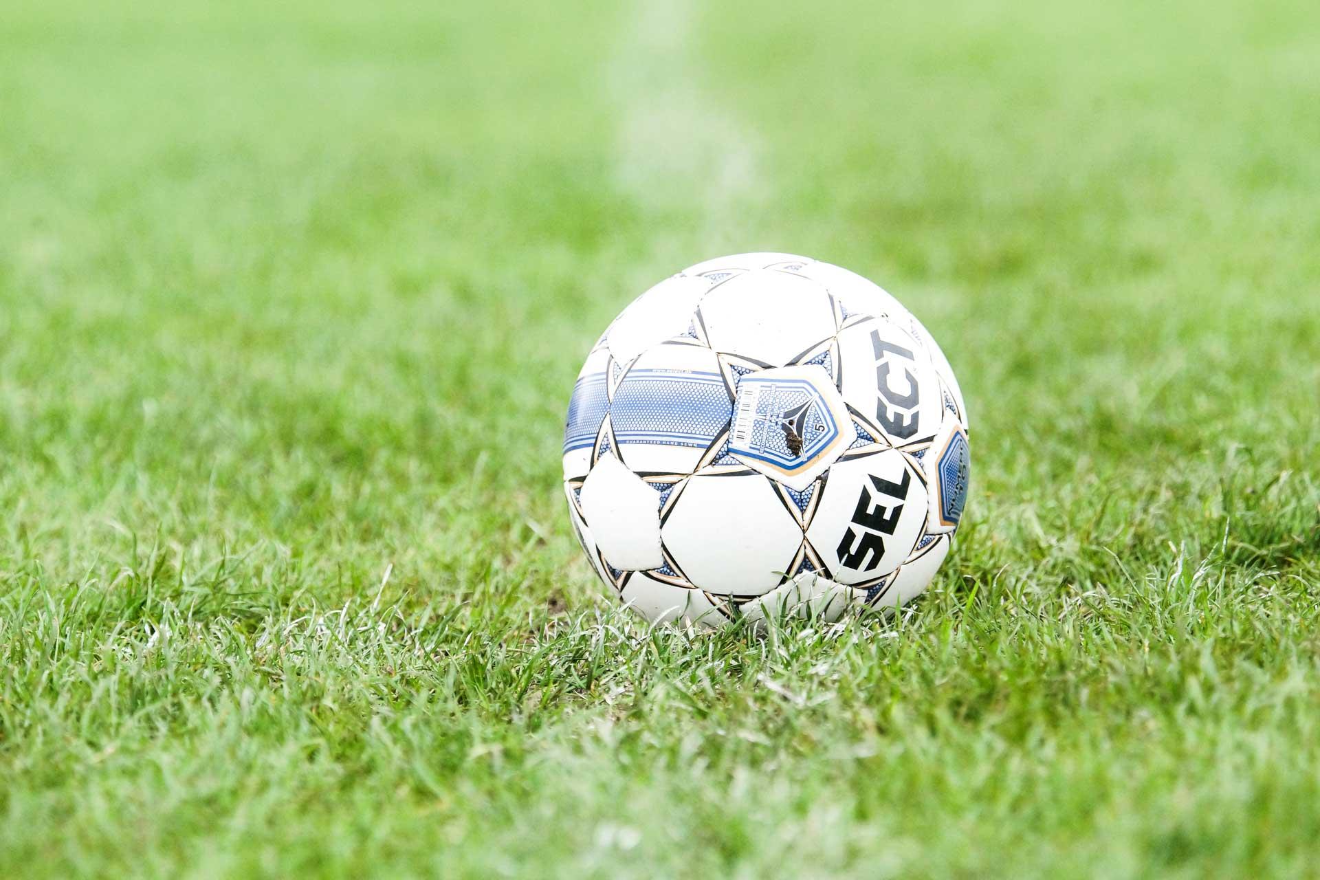 billede af en fodbold