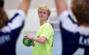Friskud håndbold - idrætsefterskole