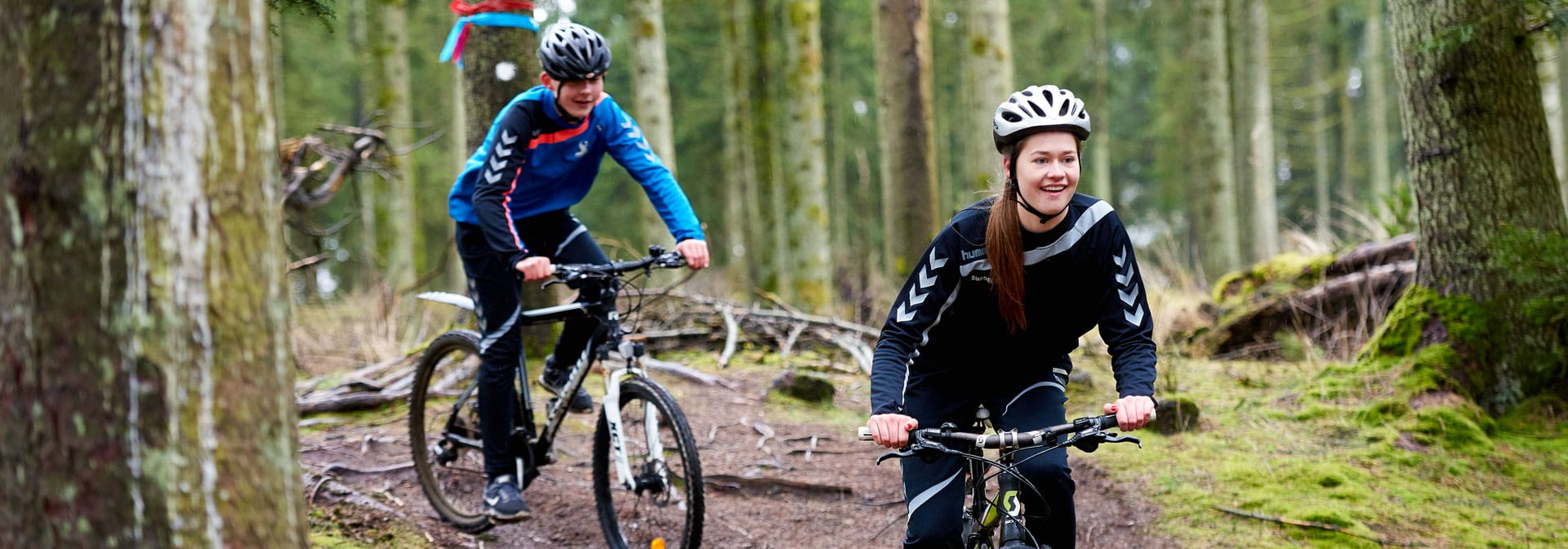 outdoor sport efterskole og mountainbike efterskole