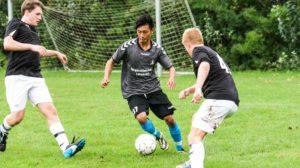 Fodboldefterskole - den bedste efterskole i jylland for fodboldspillere
